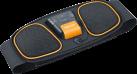 beurer EM 32 - Bauchmuskelgürtel - LCD-Anzeige - Schwarz/Orange