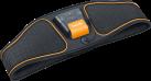 beurer EM 37 - Bauchmuskelgürtel - LCD-Anzeige - Schwarz/Orange