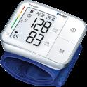 beurer BC 57 - Handgelenk-Blutdruckmessgerät - Vollautomatisch - Weiss/Blau