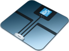 beurer GF 750 - Glas-Diagnosewaage - Bis 150 kg - Blau