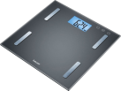 beurer BF 180 - Pèse-personne impédancemètre - Capacité de charge: 180 kg - Noir