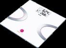 Beurer BF 710 - Pèse-personne impédancemètre - 5 niveaux d'activité - Rose
