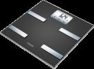 Beurer BF 530 - Pèse-personne impédancemètre - 5 niveaux d'activité - Noir