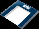 Beurer GS 170 - Pèse-personne en verre - Capacité de charge 150 kg - Bleu foncé
