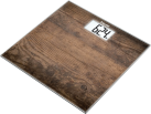 Beurer GS 203 Wood - Pèse-personne - Capacité de charge (max.) 150 kg - Brun