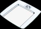 beurer GS 490 - Glaswaage - Tragkraft 180 kg - Weiss