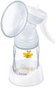 beurer BY 15 - Milchpumpe - 100% frei von BPA - Weiss/Gelb
