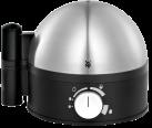 WMF Stelio - Eierkocher - Für 1 bis 7 Eier - Cromargan / Schwarz