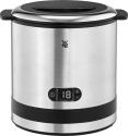 WMF Küchenminis - Eismaschine 3in1 - 12 Watt - 300 ml - Edelstahl