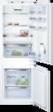 BOSCH KIS77AD40 - Einbau Kühl-Gefrierkombination - Kapazität total 225 Liter - EnergieeffizienzklasseA+++ - Weiss