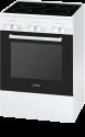 BOSCH HCA422120C - Elektro Standherd - Energieeffizienzklasse A - weiss