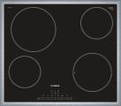 BOSCH PKE645FP1C - 60 cm piano cottura - 6900 W - Nero