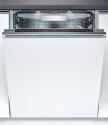 BOSCH SMV88TX36E - Lave-vaisselle intégrable - Capacité 13 couverts - Acier inoxydable/Noir