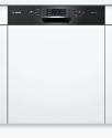 BOSCH SMI46IB00H - Lave-vaisselle intégrable - Capacité 13 couverts - Noir