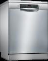 BOSCH SMS46MI08E - Geschirrspüler - Energieeffizienzklasse: A++ - 14 Massgedecke - Silber