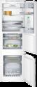 SIEMENS KI39FP60L - Einbau-Kühl-Gefrierkombination - Kapazität total 245 Liter - Energieeffizienzklasse A++ - Weiss