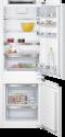 SIEMENS KI77SAD40Y - Frigo-congelatore Integrabile - 227L - Bianco