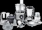 Siemens MK880FQ1 - Küchenmaschine - 1250 Watt - Fassungsvermögen 3.9 Liter - Edelstahl