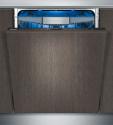 SIEMENS SN778D02TE - Lave-vaisselle totalement intégrable - Capacité 13 couverts - Acier inoxydable/Noir