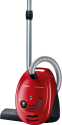 SIEMENS VS06B110CH - aspirateur - 700 watts - rouge