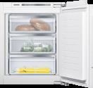 SIEMENS GI11VAD30 - Congélateur intégrable - Volume utile total: 72 Liter - Efficacité énergétique: A++ - Blanc