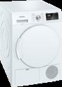 SIEMENS WT43H0D0CH - iQ300 - Wäschetrockner - Energieeffizienzklasse A+ - Weiss