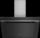 SIEMENS LC87KHM60 - Wandhaube - Wahlweise Abluft- oder Umluftbetrieb - Schwarz