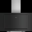 SIEMENS LC97FLV60 - Hotte décorative - En mode évacuation ou recyclage - Noir