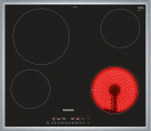 Siemens ET645FEP1C - Piano di cottura - Nero