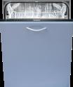 SIEMENS SM65E332CH - Vollintegrierter Geschirrspüler - Kapazität 12 Massgedecke - Edelstahl