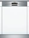 SIEMENS SX536S00IH - Integrierter Geschirrspüler - Kapazität 13 Massgedecke - Edelstahl