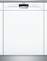 SIEMENS SX536W00IH - Integrierter Geschirrspüler - Kapazität 13 Massgedecke - Weiss