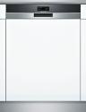 SIEMENS SX578S36TE - Integrierter Geschirrspüler - Kapazität 13 Massgedecke - Edelstahl
