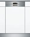 SIEMENS SR536S01ME - Lave-vaisselle intégrable - Capacité 10 couverts - Acier inoxydable