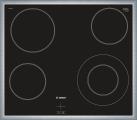 BOSCH NKF645BA2C - 60 cm Piano cottura a vetroceramica - 6600 W - Nero