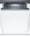 BOSCH SBV25AX01H - Lavastoviglie totalmente integrata - Capacità 12 coperti - Acciaio inossidabile