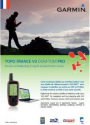 GARMIN TOPO France DOM-TOM Pro - Mappa per navigation - Sulla scheda microSD/SD