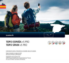 GARMIN TOPO Spagna V5 - Mappa per navigation - Sulla scheda microSD/SD