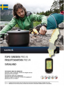 GARMIN TOPO Svezia Svealand V4 Pro - Mappa per navigation - In scheda microSD/SD