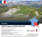 GARMIN TOPO France v4 PRO Sud Est (Sudest) - Mappa per navigation - Sulla scheda microSD/SD