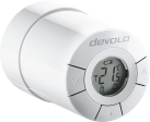 Devolo Home Control Radiator Thermostat - Heizkörperthermostat - Weiss