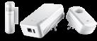 devolo Home Control Starter Pack - Kit d'automatisme pour la maison - blanc