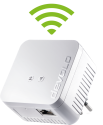 devolo dLAN 550 WiFi Single Adapter