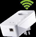 Devolo dLAN® 550+ WiFi - Adaptateur WiFi - Connexions Wi-Fi rapides avec jusqu'à 300 Mbits/s - Blanc