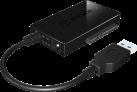 ICYBOX Adaptateur de disque dur SATA USB 3.0 - Noir