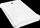 ICYBOX IB-233U3-WH - Externes Gehäuse - für 2.5 SATA HDD/SSD - Weiss