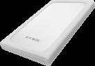 ICYBOX IB-254U3 - Externes Gehäuse SATA 2.5 - USB 3.0 - Silber