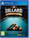 3D Billard: Billard & Snooker, PS4, Deutsche Version [Versione tedesca]