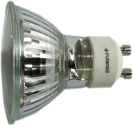 Polaroid GU10 Halogenlampe - 50 Watt  - 80 er Pack