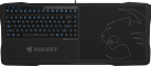 ROCCAT Sova (Membran) - Gaming-Lapboard - 512 kB Speicher + 32-Bit Arm IC - Schwarz